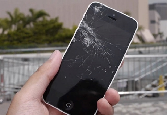Giá thay mặt kính iPhone SE