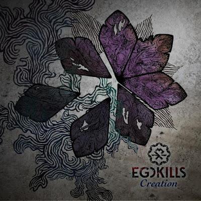 """Ολόκληρος ο δίσκος των Egokills """"Creation"""""""
