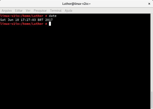 Como ajustar hora e data da bios e de um servidor linux pelo terminal.