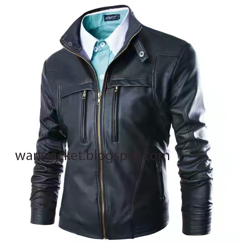 jual jaket kulit asli pria wanita online murah