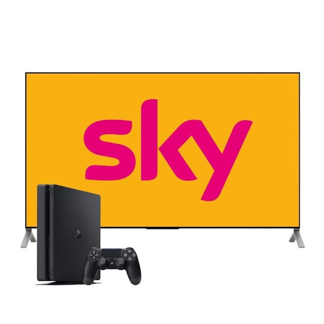 Sky llega a PlayStation 4