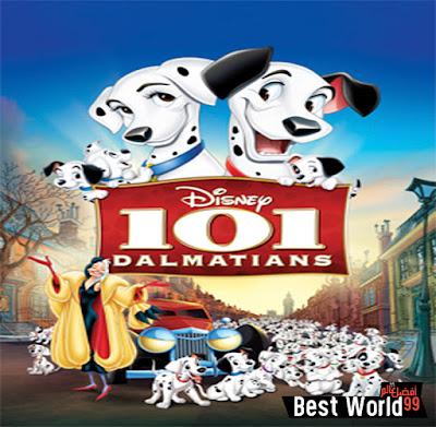 تحميل ومشاهدة فيلم 101 Dalmatians مدبلج