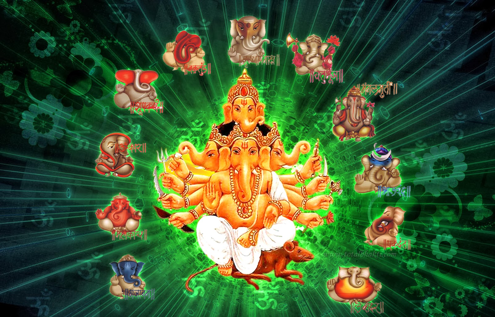 Lord Ganesha Pictures Hd: Latest Lord Ganesh Hd Wallpapers