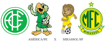 Mirassol: o terceiro adversário do América na Copa São Paulo 2018