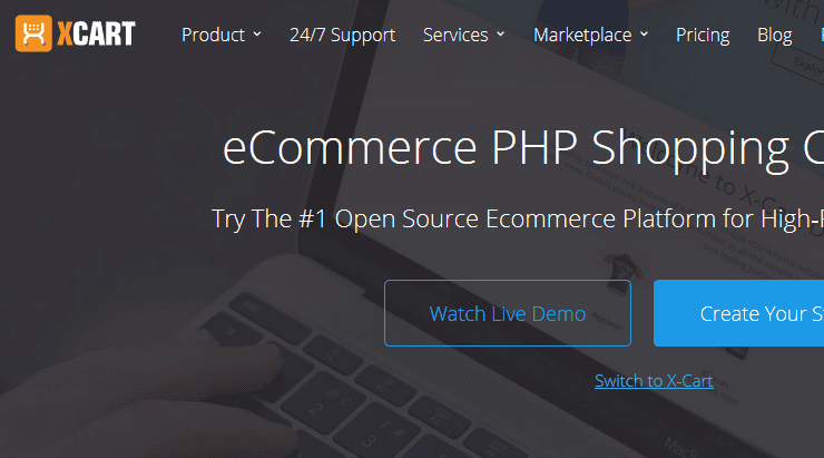 X-Cart eCommerce platform