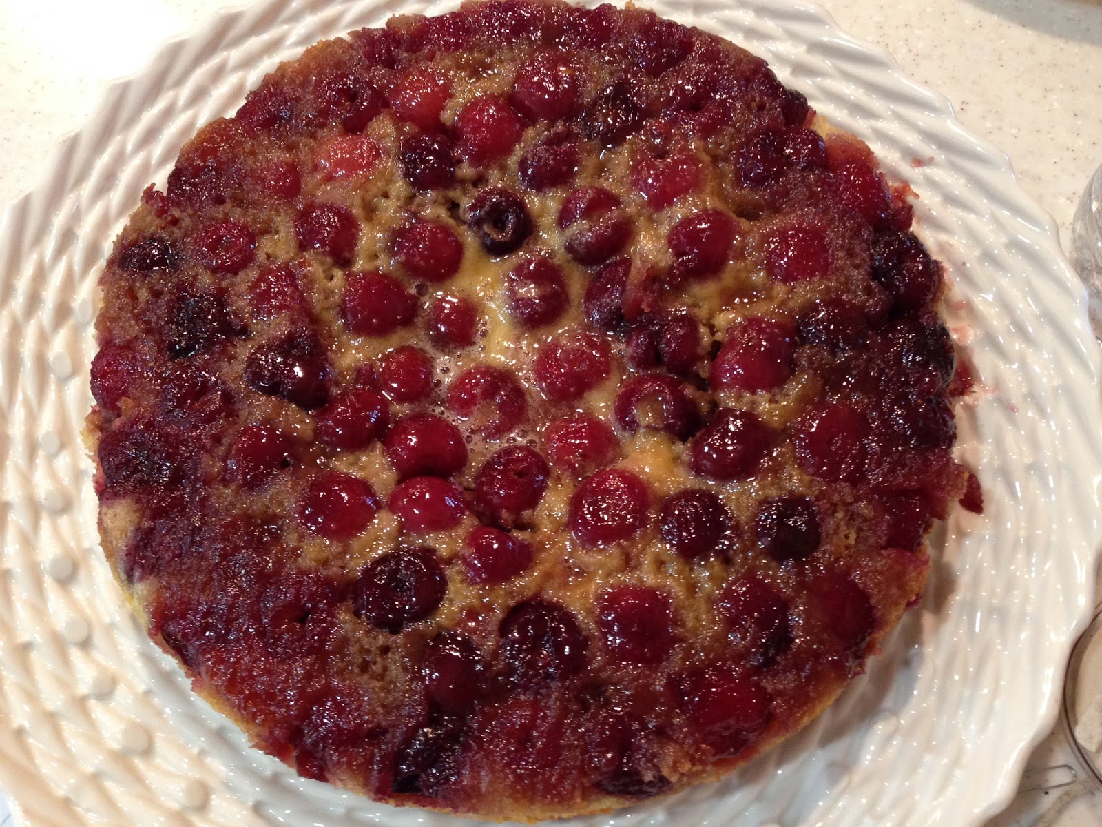 Accounting For All My Blessings: Sweet Cherry and Cornmeal ...