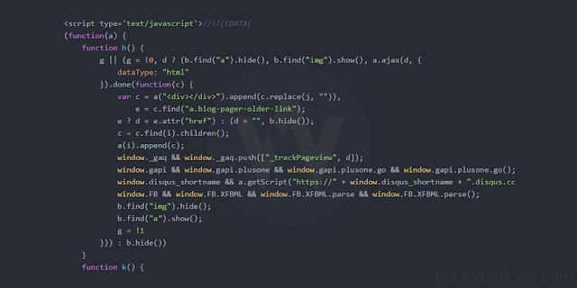 code sau khi đưa vào khung đầy đủ màu sắc và đẹp mắt