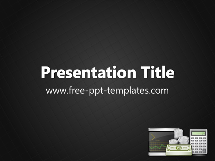 Accounting ppt template toneelgroepblik
