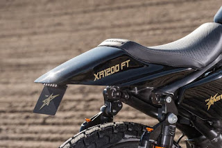 the answer sportster 1200 flat track by hd parma