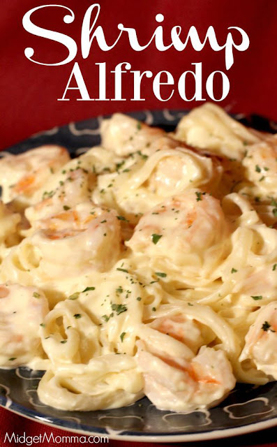 Shrimp Alfredo Recipes