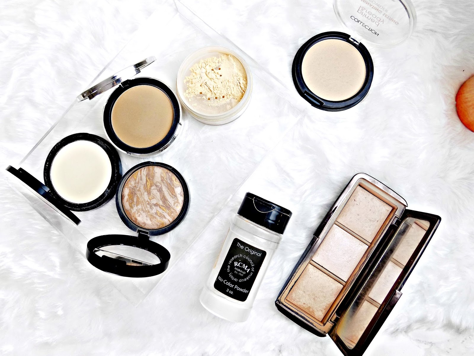 The Best Powders for Dehydrated / Dry Skin