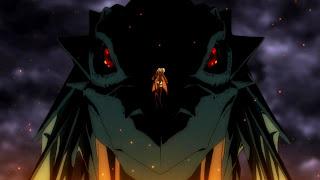 Maria i jedna z jej przyzwanych mistycznych bestii