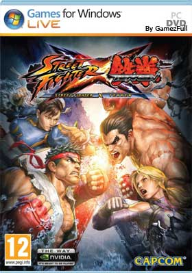 descargar Street Fighter X Tekken pc full español gratis por mega y google drive.