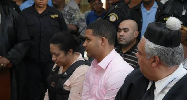 Audiencia preliminar del caso Emely Peguero