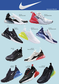 tenis no atacado air max 270