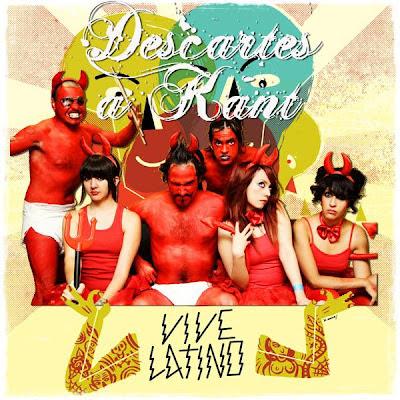 Descartes A Kant - Vive Latino 2012 (2012)
