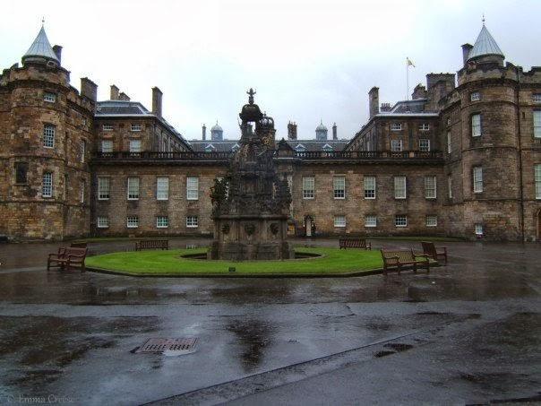 Adventures of a London Kiwi Edinburgh Castle