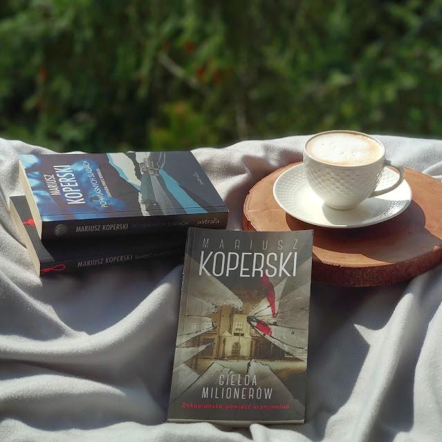 Giełda milionerów – Mariusz Koperski
