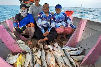 Perahu Mancing Nelayan Sedati Sidoarjo