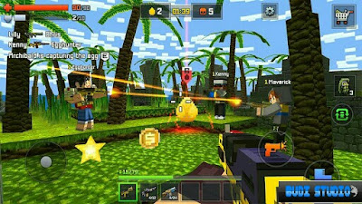 Dalam penembak orang pertama yang menarik ini Download Pixelmon shooting: online go Mod Apk (Unlimited Money)