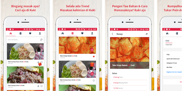 Kuki : Cara Mendapatkan Pulsa Gratis dari Aplikasi Kuki Android