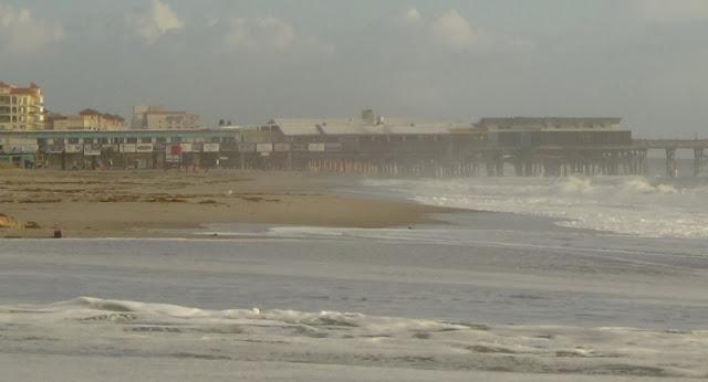 Coastal Flooding Cocoa Beach