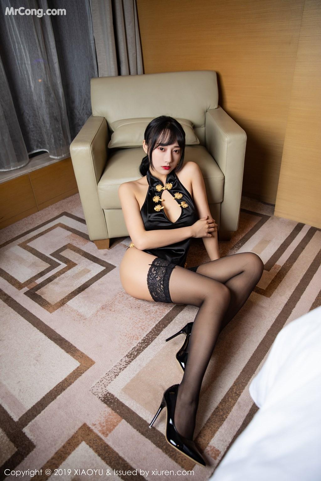 XiaoYu Vol.170: He Jia Ying (何嘉颖) (69P)