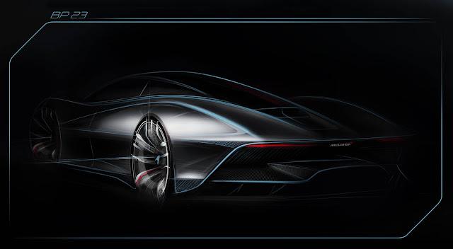 McLaren Share More Info And Teaser Image For 'Hyper-GT'