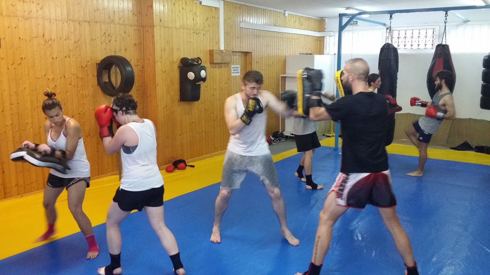 Budokan blog de artes marciales el kick boxing siempre - Artes marciales sevilla ...
