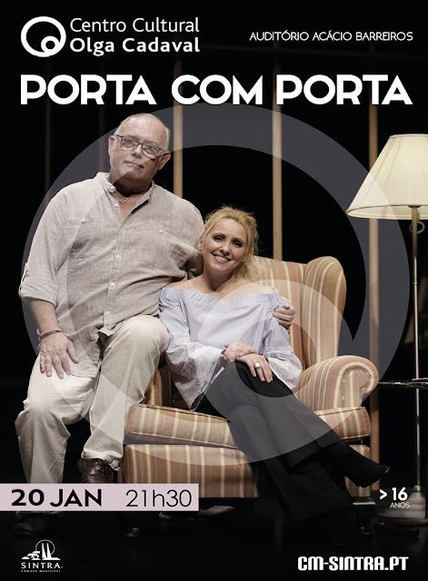 """""""Porta com Porta"""": Comédia em Sintra"""