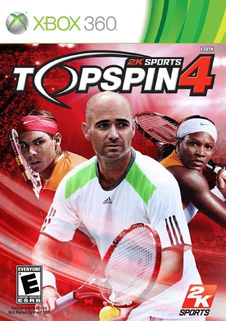 top spin ps2 iso
