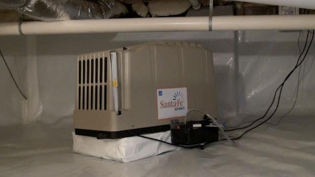 Santa Fe Compact 2 Dehumidifier Review