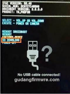 Cara Flash Asus Zenfone Max Pro ZB602KL