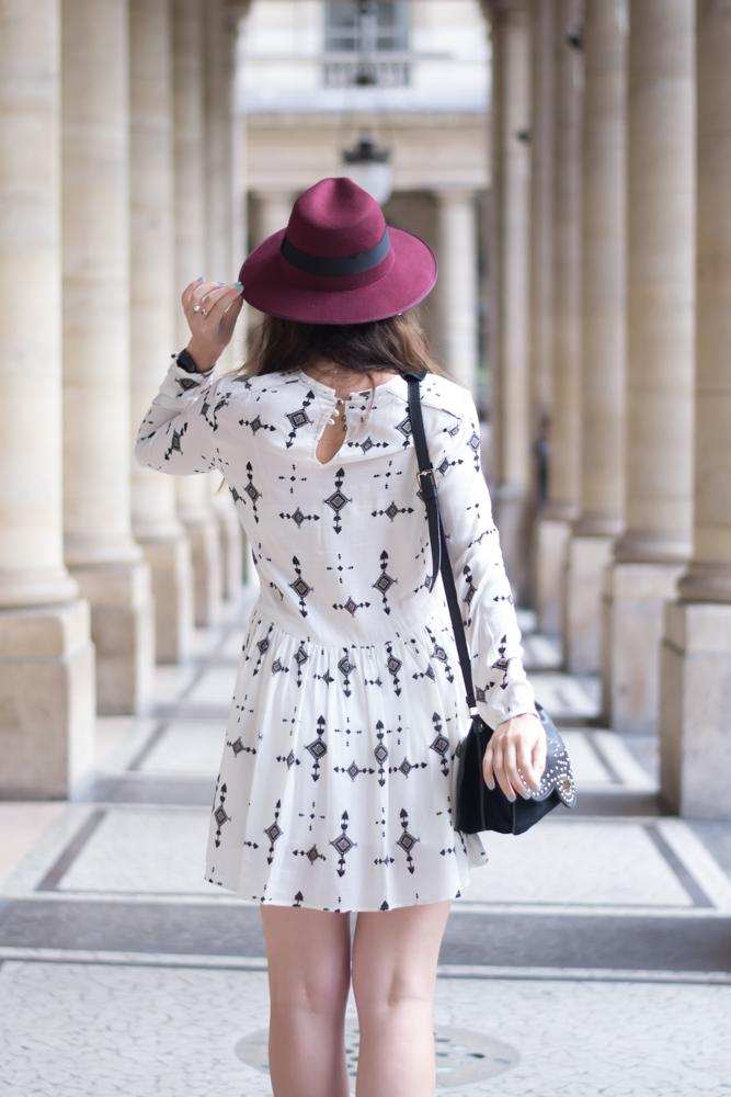 博客,时尚,风格,外观,巴黎,在聚会中认识我