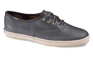 Keds Black And White Saddle Shoes