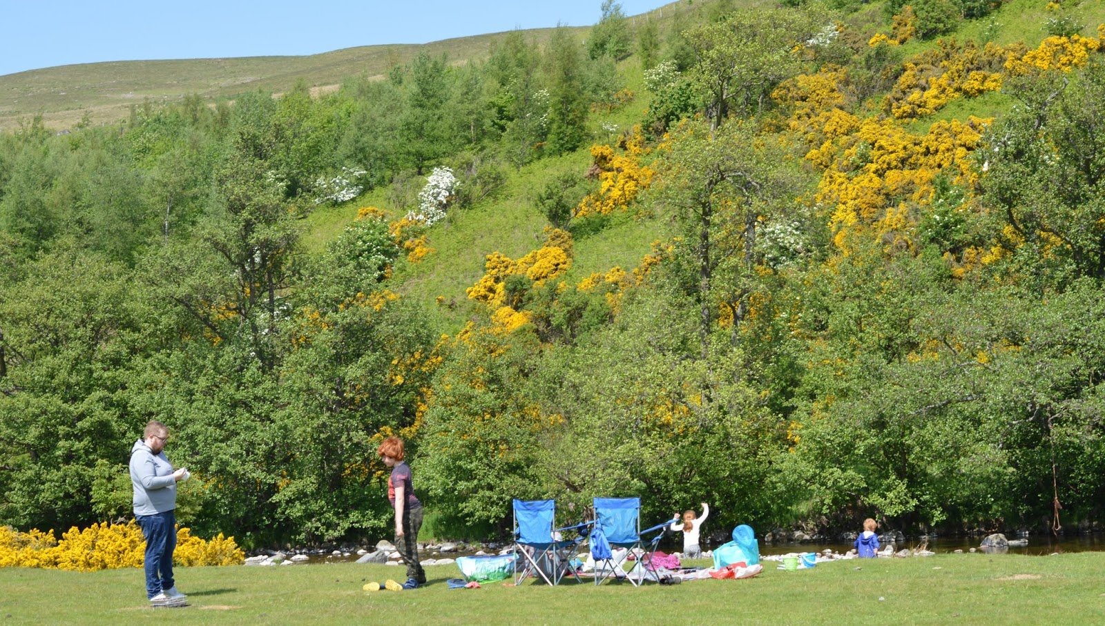 5 of the Best Family Picnic Spots in North East England   #EnglishTourismWeek19 - Ingram Valley