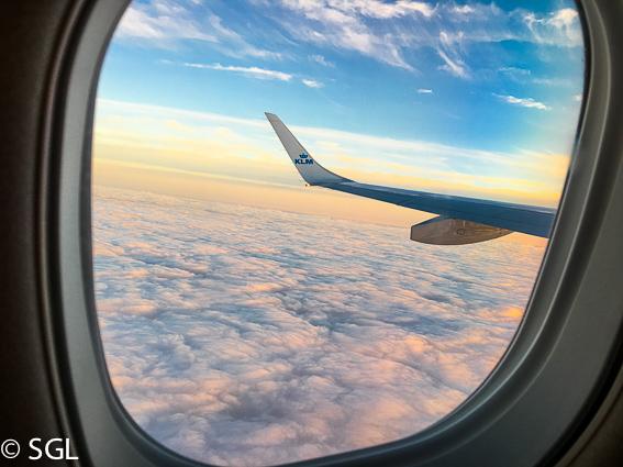 Fotografia desde el avion