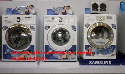 sửa máy giặt Samsung cửa ngang