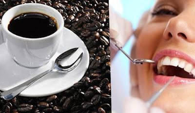 Manfaat minum kopi untuk menjaga gusi