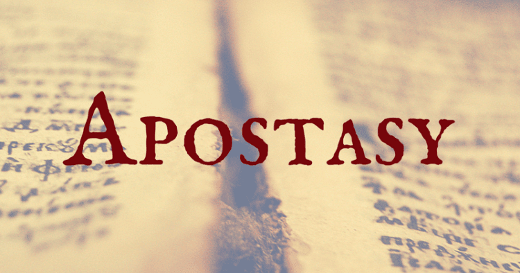Taking the High Road: How to Lead Your Church Into Apostasy.