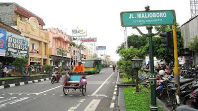 Tempat Belanja di Yogyakarta