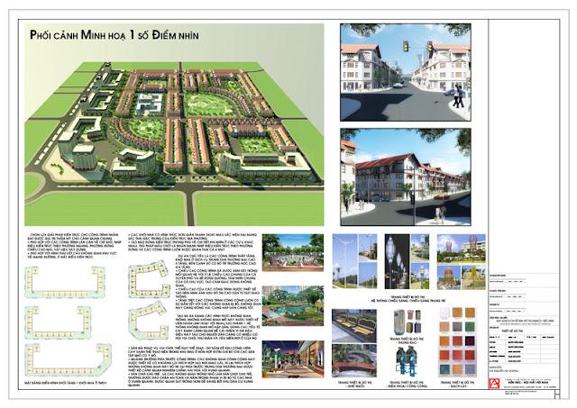 Quy hoạch dự án khu đô thị Dabaco Vạn An