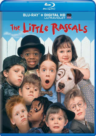 The Little Rascals 1994 BluRay 270MB Hindi Dual Audio 480p Watch Online Full Movie Download bolly4u