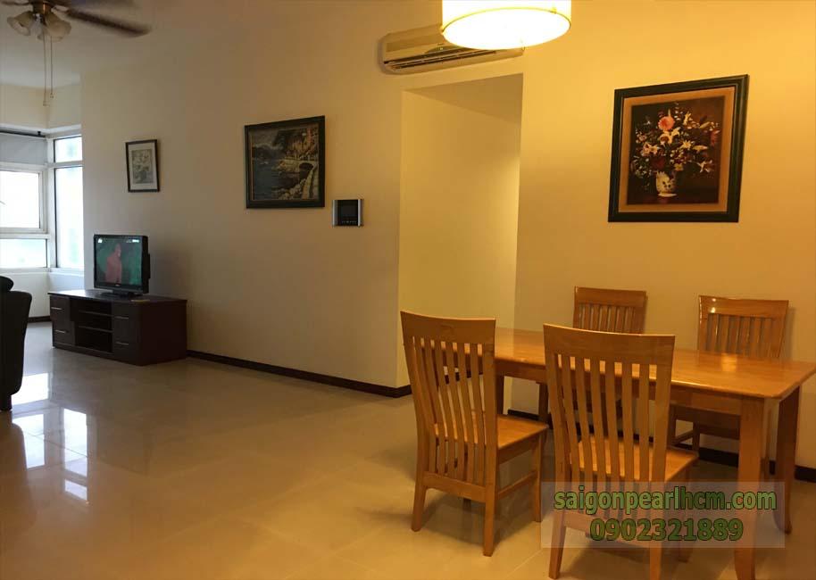Bán gấp căn hộ Saigon Pearl chính chủ 140m2 tòa nhà Ruby 1 - hình 4