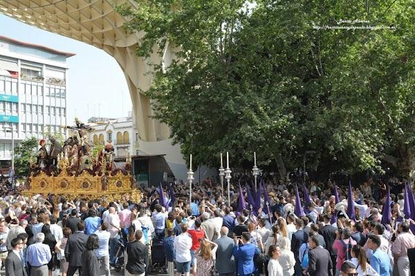 Paso y Esperanza confirma que su banda regresará a Málaga, para incorporarse a su procesión, tras tocar en la Exaltación