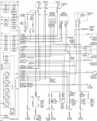 ford f 150 1997 instrument cluster wiring diagram all hino truck wiring diagram 1993