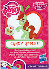 My Little Pony Wave 13 Candy Apples Blind Bag Card
