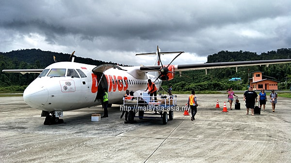 Raja Ampat Marinda Airport