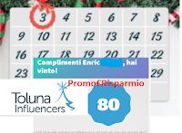 Logo Calendario dell'Avvento Toluna !: vinci premi e ancora di più! Vinto al primo colpo!