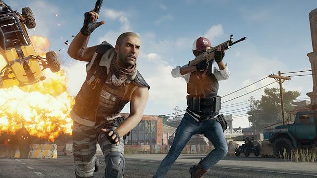 PlayerUnknowns Battleground Online Players